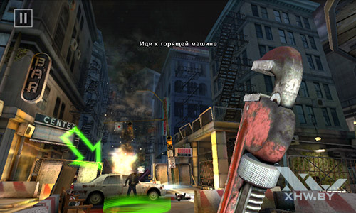 Игра Dead Trigger 2 на Samsung Galaxy J1 (2016)