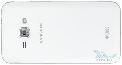 Samsung Galaxy J1 (2016). Вид сверху