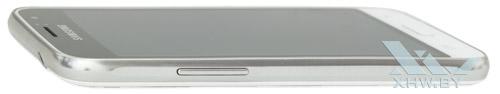 Левый торец Samsung Galaxy J1 (2016)