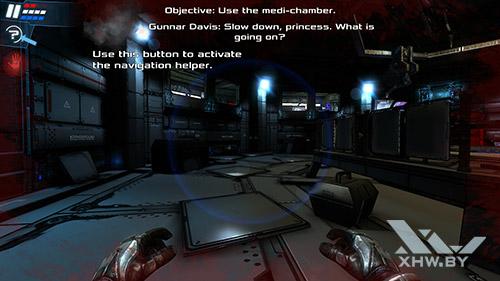 Игра Dead Effect 2 на Lenovo A7010