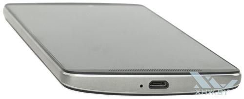 Нижний торец Lenovo A7010