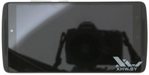 Lenovo A7010. Вид сверху