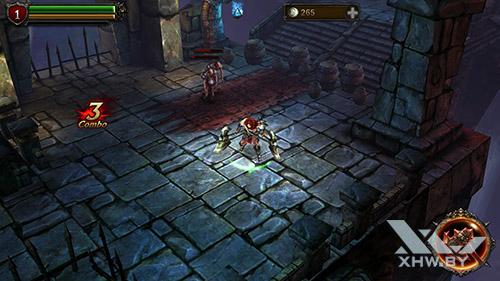 Игра Eternity Warriors 2 на Lenovo A7010