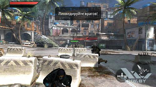 Игра Frontline Commando 2 на Lenovo A7010
