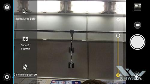 Лицевая камера Lenovo A7010