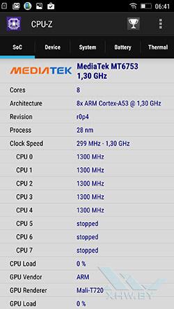 Процессор Lenovo A7010