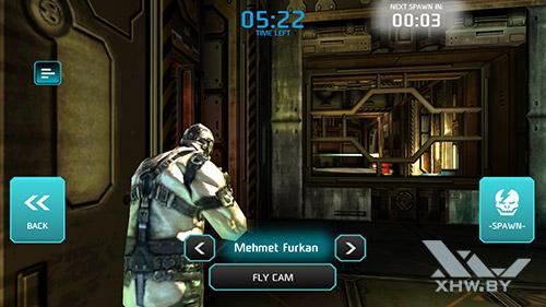 Игра Shadowgun: Dead Zone на Lenovo A7010