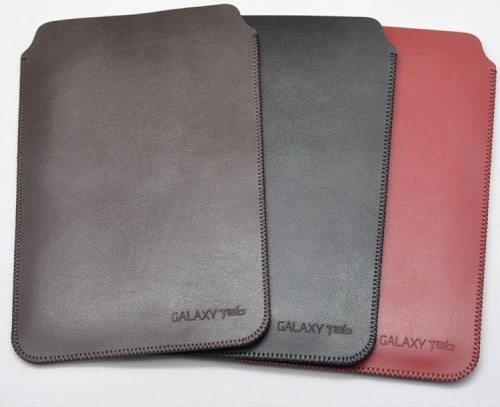 Кожаный мешок для Samsung Galaxy Tab A 7.0 (2016)