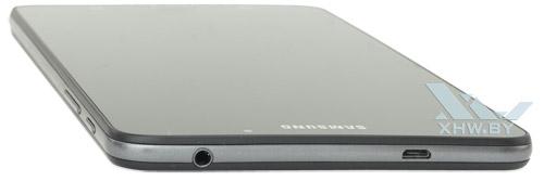 Верхний торец Samsung Galaxy Tab A 7.0 (2016)