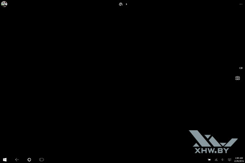 Приложение камеры Samsung Galaxy TabPro S