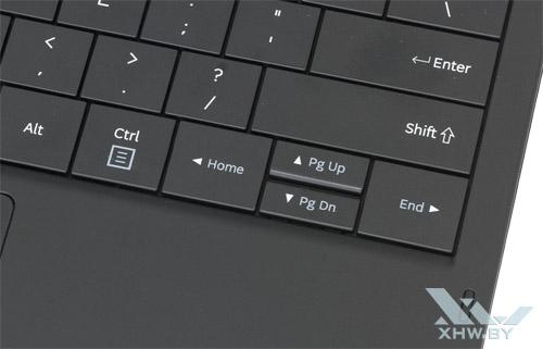 Стрелочный блок клавиатуры Samsung Galaxy TabPro S