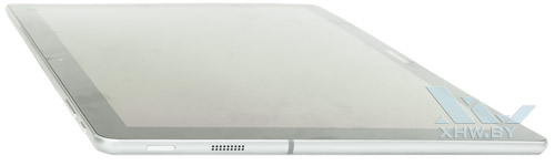 Левый торец Samsung Galaxy TabPro S