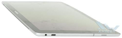 Правый торец Samsung Galaxy TabPro S