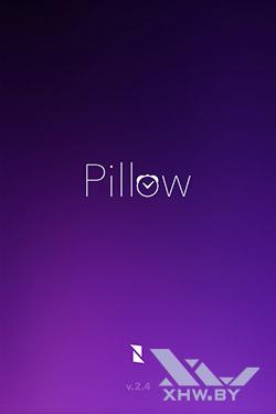 Будильник Pillow на iPhone. Рис. 1
