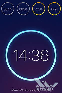 Будильник Wake Alarm Clock на iPhone. Рис. 8