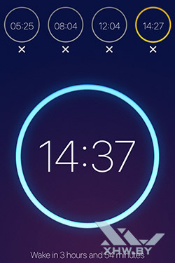 Будильник Wake Alarm Clock на iPhone. Рис. 9