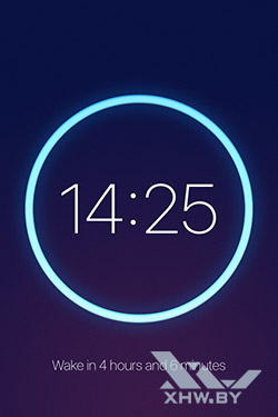 Будильник Wake Alarm Clock на iPhone. Рис. 1