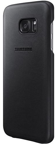 Чехол Leather Cover для Galaxy S7