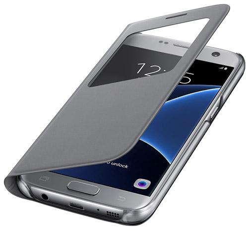Чехол S-View для Galaxy S7