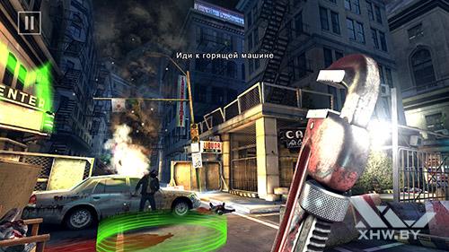 Игра Dead Trigger 2 на Samsung Galaxy S7