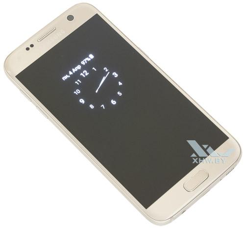 Always On на экране Samsung Galaxy S7