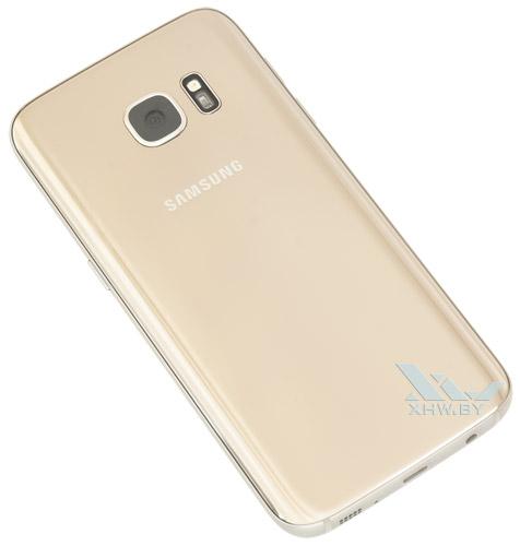 Задняя крышка Samsung Galaxy S7