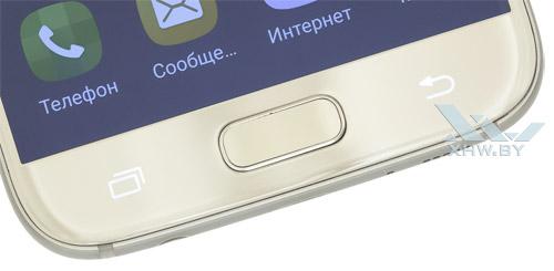 Подсветка кнопок Samsung Galaxy S7