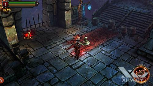 Игра Eternity Warriors 2 на Samsung Galaxy S7