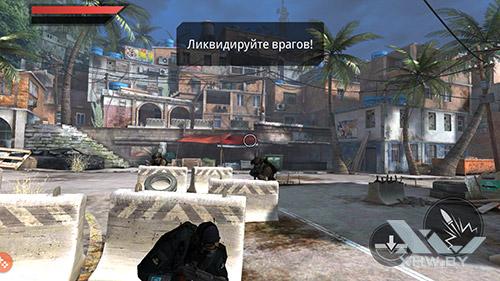 Игра Frontline Commando 2 на Samsung Galaxy S7