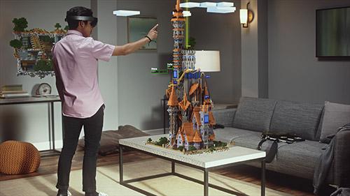Виртуальная реальность. Рис. 1