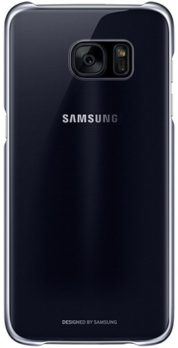 Samsung Clear Cover для Galaxy S7 edge