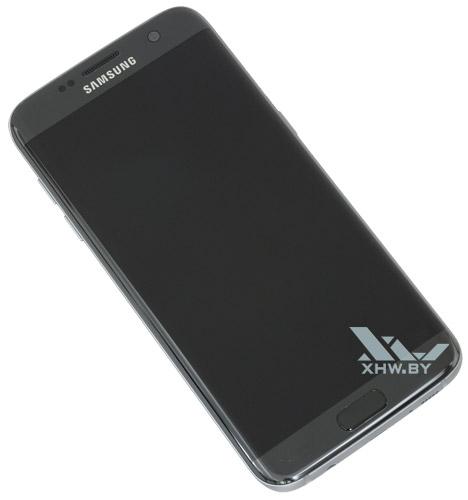 Samsung Galaxy S7 edge. Общий вид