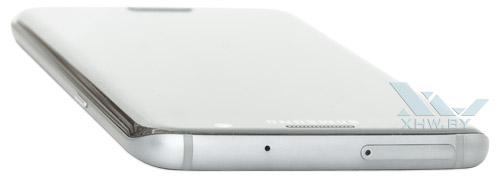 Верхний торец Samsung Galaxy S7 edge