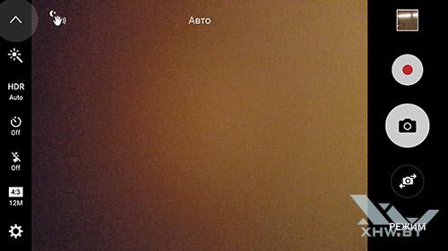 Приложение камеры Samsung Galaxy S7 edge