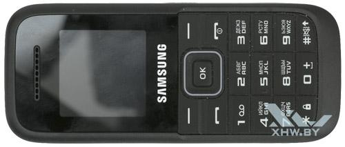 Samsung SM-B105E. Вид сверху