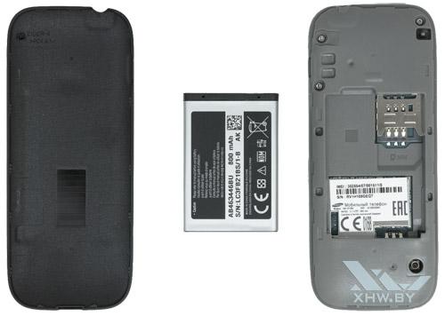 Внутри Samsung SM-B105E