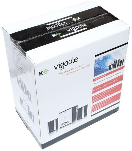 Коробка K3 (Vigoole) E3120