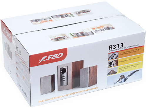 Коробка F&D R313