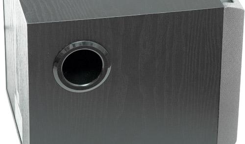 Порт фазоинвертора Edifier X400