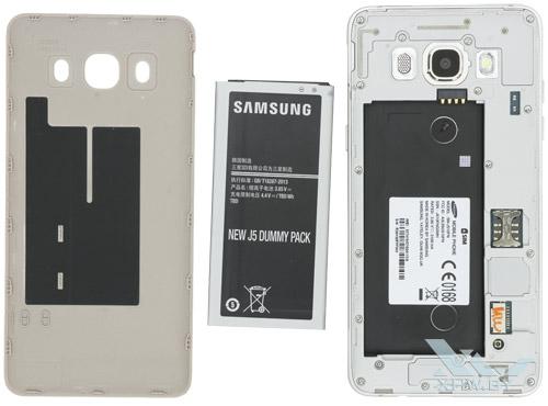 Аккумулятор Samsung Galaxy J5 (2016)