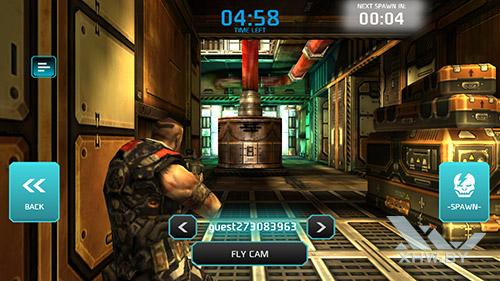 Игра Shadowgun: Dead Zone на Samsung Galaxy J5 (2016)