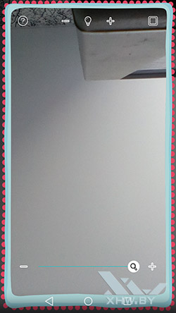 Рамка камеры Huawei Y5II