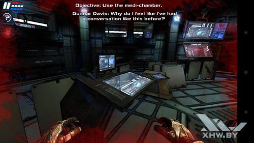 Игра Dead Effect 2 на Huawei Y5II