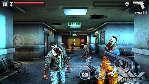 Игра Dead Target на Huawei Y5II