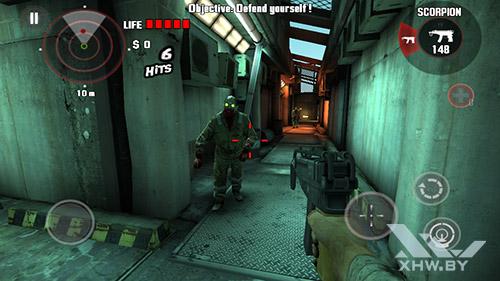 Игра Dead Trigger на Huawei Y5II