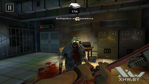 Игра Dead Trigger 2 на Huawei Y5II