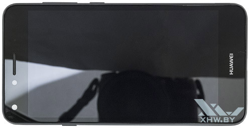 Huawei Y5II. Вид сверху