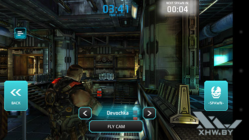 Игра Shadowgun: Dead Zone на Huawei Y5II