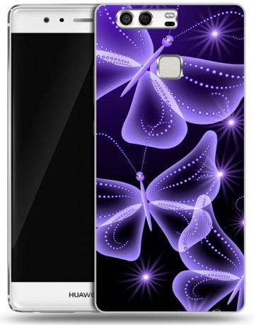 Дизайнерский пластиковый чехол для Huawei P9