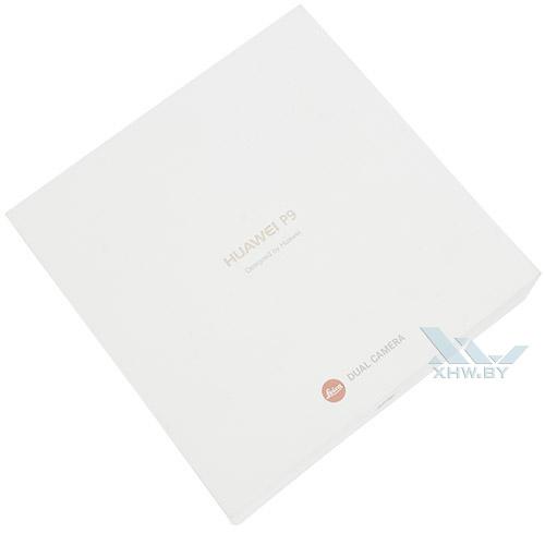 Коробка Huawei P9